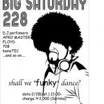 Big Saturday228@Shot Place Kame